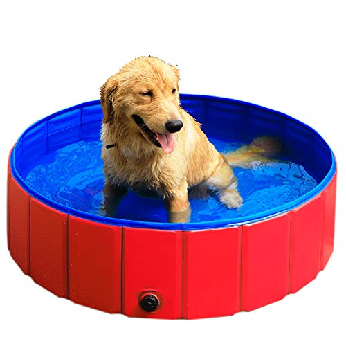 GRULLIN Pet Swimming Pool