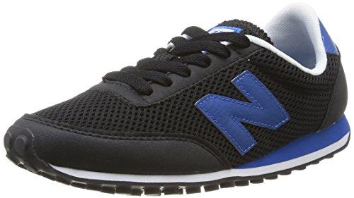 New Balance Sneaker U410 schwarz/blau EU 38.5 (UK 5.5)