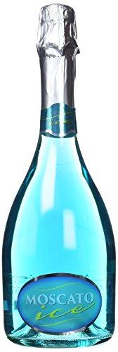 Caldirola Moscato Ice Azul de 6º - Paquete de 6 botellas de 75 - Total 450 cl