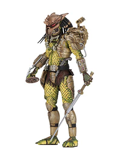 NECA - Figurine Predator - Elder Golden Angel 21cm - 0634482515730