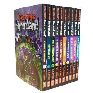 Goosebumps HorrorLand 10-Book Set