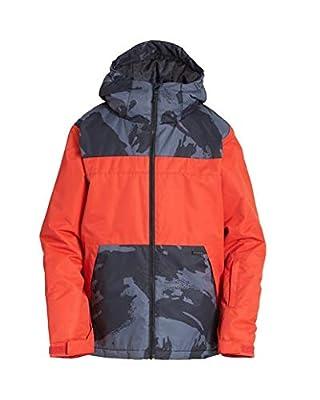 Billabong Boys' Boy's All Day Jacket Orange Medium/12