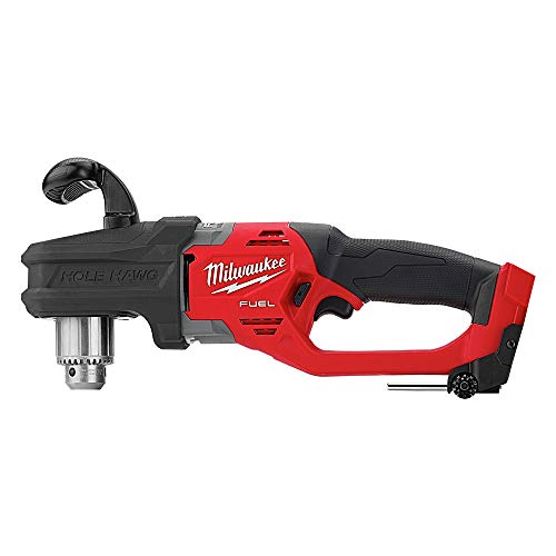 Milwaukee 2807-20 M18 FUEL HOLE HAWG Brushless Lithium-Ion 1/2 in. Cordless Right Angle Drill (Tool Only)