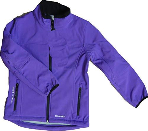 Kilmanock. Softshell Jacke, Lope. Air-flo 2000, Ultra Violet 200846-4111 Gr.16-164