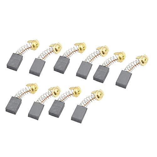 New Lon0167 17.5mm x Destacados 11mm x 7mm eficacia confiable escobillas eléctricas...