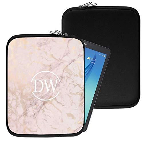 Personalisiert Marmor Neopren Tablethülle Case Tasche (76) für Huawei Honor T1 7.0 (7