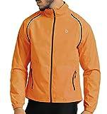 BALEAF Men's Cycling Jacket Runn...