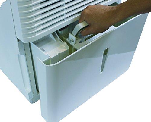 Keystone High Efficiency 70-Pint Dehumidifier with Electronic Controls