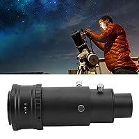 1.25インチマウント天体望遠鏡接眼レンズカメラTアダプターリング