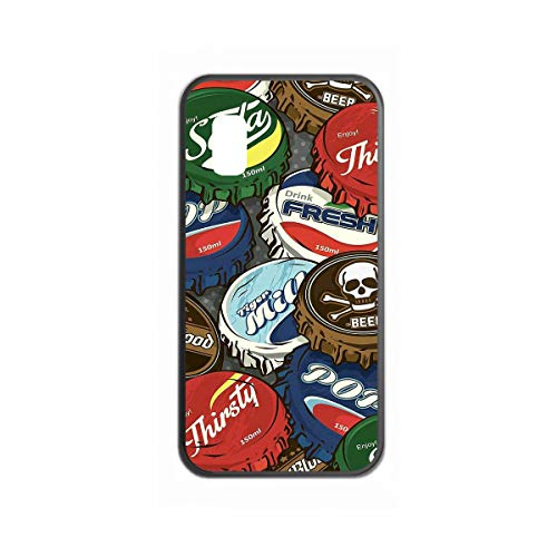 Case for Alcatel TCL A2 A507DL Case TPU Soft Cover Case R-6