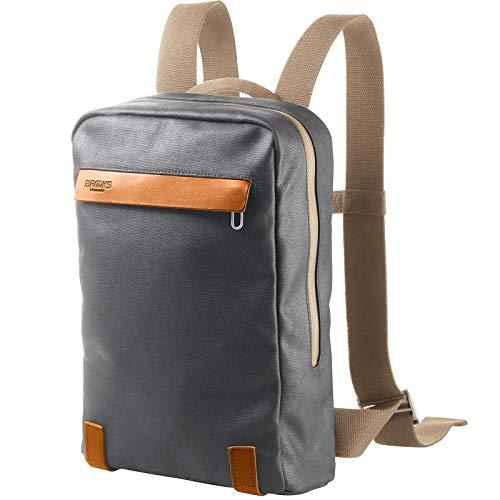 Brooks Pickzip Canvas Rucksack Small Grey/Honey 2020 Outdoor Rucksack