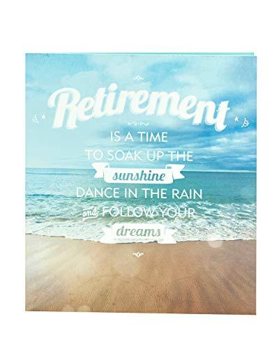 Ruhestandskarte – Herzlichen Glückwunsch Ruhestand – Ruhestand Karte für Frauen – Rente Geschenke