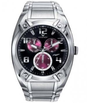 Reloj de caballero Viceroy de la Colección Fernando Alonso en acero 74557-75