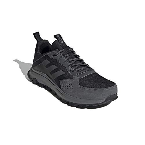 adidas Response Trail Wide Zapatillas de Trail Hombre, Gris, 44