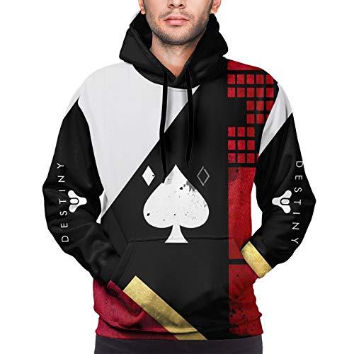 LiYang De-Sti_Ny 2 Personalisierte Unisex Pullover 3D Digital Print Sweatshirt Hoodie XL