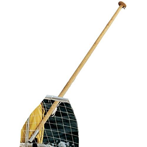 Navyline Holz Flaggenstock aus Esche, Länge:80cm