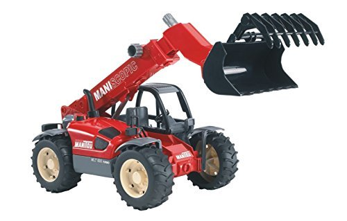 bruder Manitou Telescopic Loader MLT 633 Turbo by