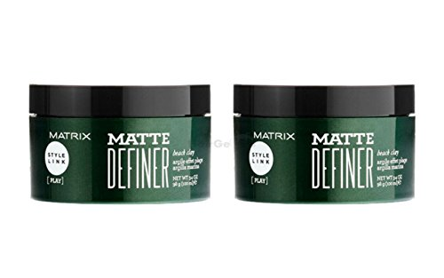 Matrix Style Link Matte Definer Beach Clay 2 X 100 ML = 200 ML