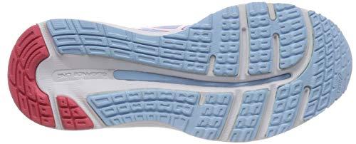 Asics Gel-Cumulus 20, Zapatillas de Running Mujer, Azul (Skylight/White 402), 37.5 EU