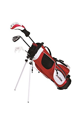 Tour Edge HT Max-J Set (Junior's, Ages 3-5, 3 Club Set, Right Handed, with Bag)