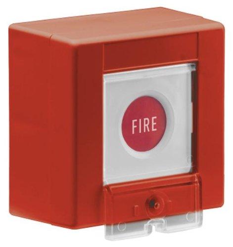 ABUS FU8311 Papiereinsatz für Secvest 2WAY Funk-Feuertaster