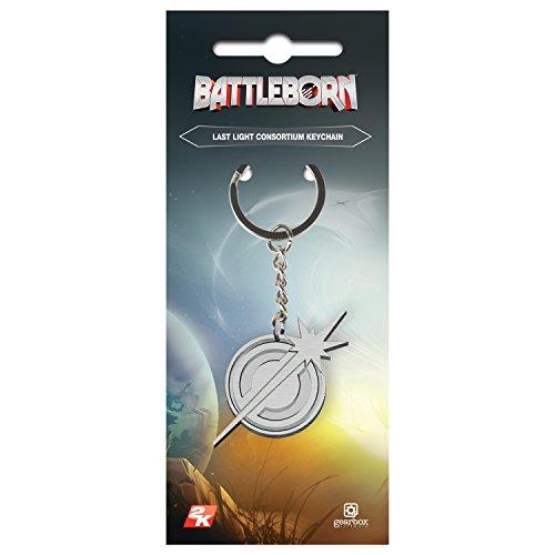 Battleborn Keychain Last Light Consortium