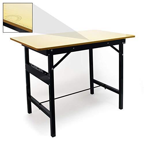 Tavolo da lavoro pieghevole portattrezzi Banco da officina con goniometro 150 kg
