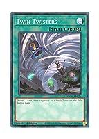 遊戯王 英語版 SDCH-EN026 Twin Twisters ツインツイスター (ノーマル) 1st Edition