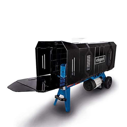 Scheppach Hydraulischer Holzspalter HL750S Brennholzspalter liegend 7 Tonnen