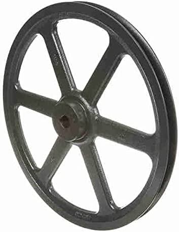 Browning 1 Groove New York Mall Cast Iron Fhp Bore BK140X3 Sheave - Finished Cheap SALE Start