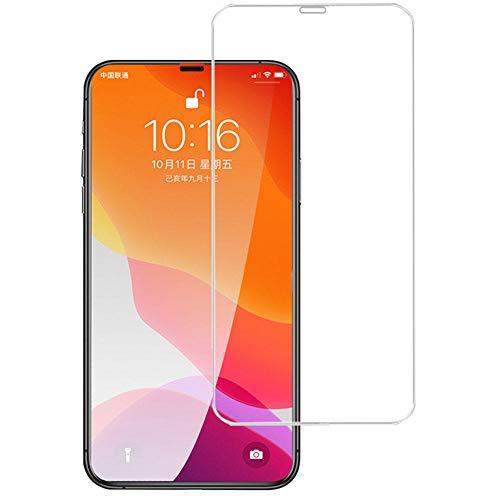 3 piezas Vidrio templado 9H, para iPhone 12 11 Pro Max X XS Max XR Protector de pantalla, para iPhone 6 6S 7 8 Plus 11pro 12 Mini protector de vidrio-para iphone 12 Pro