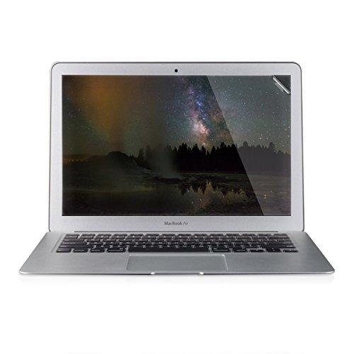 kwmobile Pellicola Protettiva per Display Compatibile con Apple MacBook Air 13' (2011-metà 2018) - Proteggi Schermo Protezione per Schermo Trasparente