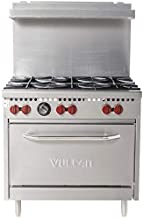 Best vulcan commercial gas stove Reviews
