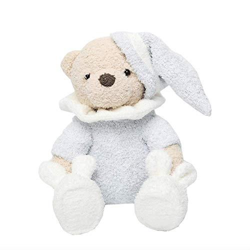 Kuscheltiere & Plüschtiere Baby-Geschenk-Spielzeug Stofftier Plüsch Stuff Spielzeug Plüsch-Pyjamas Bear Puppe kreative Karikatur-Puppenkleidung Bär Bären-Puppe Stofftier Puppen Komfort Baby-Spielzeug-