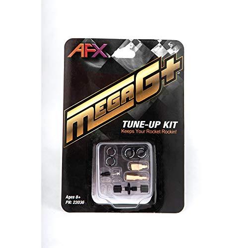 AFX/Racemasters Mega G+ Tune Up Kit - FRT Tires, AFX22036