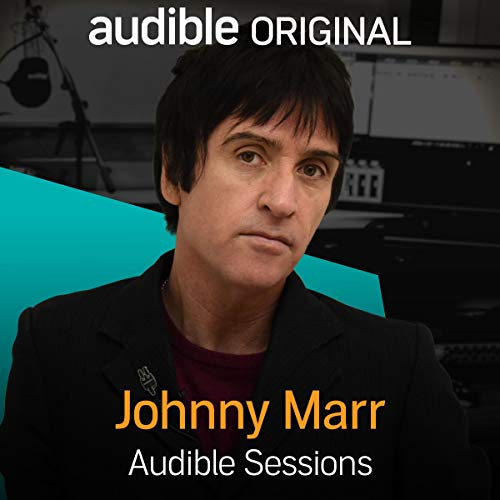 Johnny Marr audiobook cover art