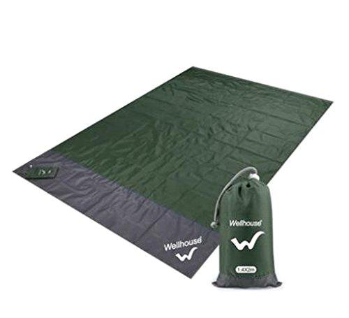 Outdoor Beach Blanket/Poche Compact étanche et Preuve Sable Mat pour Le Camping, randonnée, Pique-Nique #24