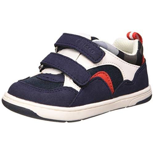 Chicco Scarpa Gavino, Sneaker Bambino, Blu (Blu 800), 18 EU
