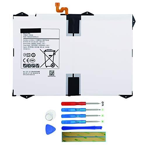 Swark EB-BT825ABE - Batteria compatibile con Samsung Galaxy Tab S3 9.7' T820 T825 con strumenti