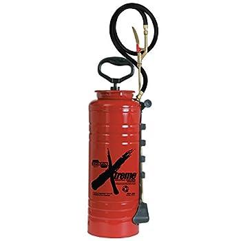 Chapin 19049 Industrial Xtreme Tri-Poxy Concrete Sprayer 3.5-Gallon Red
