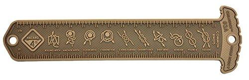 Cheatstick (TM) # 3 Knots Molle Patch de référence par Hazard 4(R), mixte adulte Homme, PAT-CTSK3-CYT, Coyote