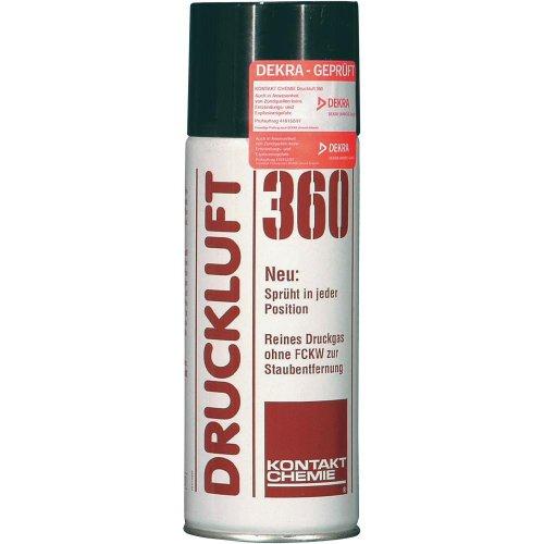 KONTAKT CHEMIE 30777 Druckluftreiniger 360, 200 ml