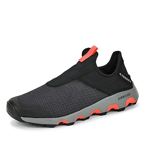 adidas Terrex Voyager Slip ON S.RDY, Zapatillas Deportivas para Hombre, Core Black/Grey Three F17/SOLAR Red