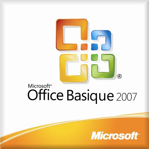 Microsoft Office Basic 2007 OEM