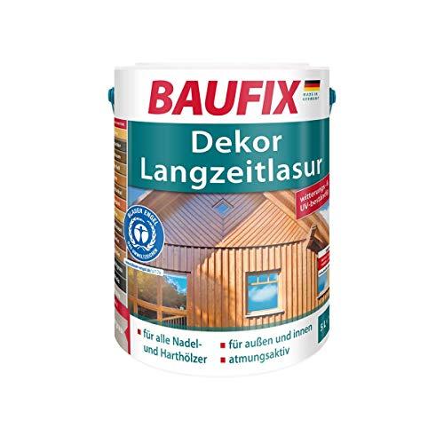 BAUFIX Dekor Langzeitlasur Dunkelbraun