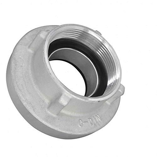 Quarzflex® Storz Kupplung C mit 2 Zoll IG (56,7 mm) Aluminium geschmiedet PN16 bar nach DIN THW Feuerwehrkupplung