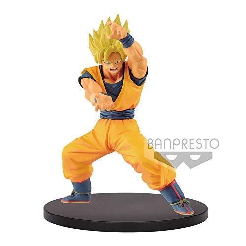 Dragon Ball Super – Super Saiyan Goku Volume 1 (Bandai 85454), Multicolore, 8 x 8 x 16 cm