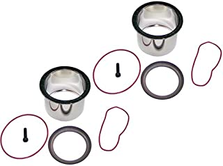 Porter Cable Air Compressor Replacement (2 Pack) Cylinder & Ring Kit # K-0650-2pk
