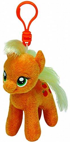 Ty Mis Clips pequeño Pony - Apple Jack, 10cm [VHS]