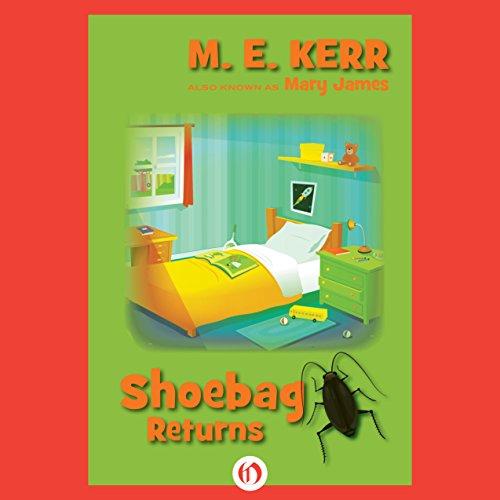 Shoebag Returns audiobook cover art
